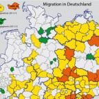 Siedlungsraum Deutschland. Migration
