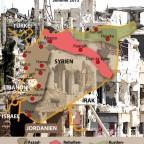 Syrien im Sommer 2013
