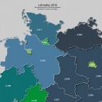 Lohnatlas Deutschland 2018