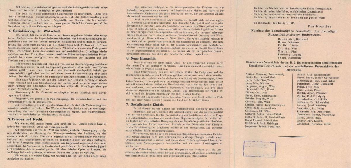 Buchenwalder Manifest 3-5/5