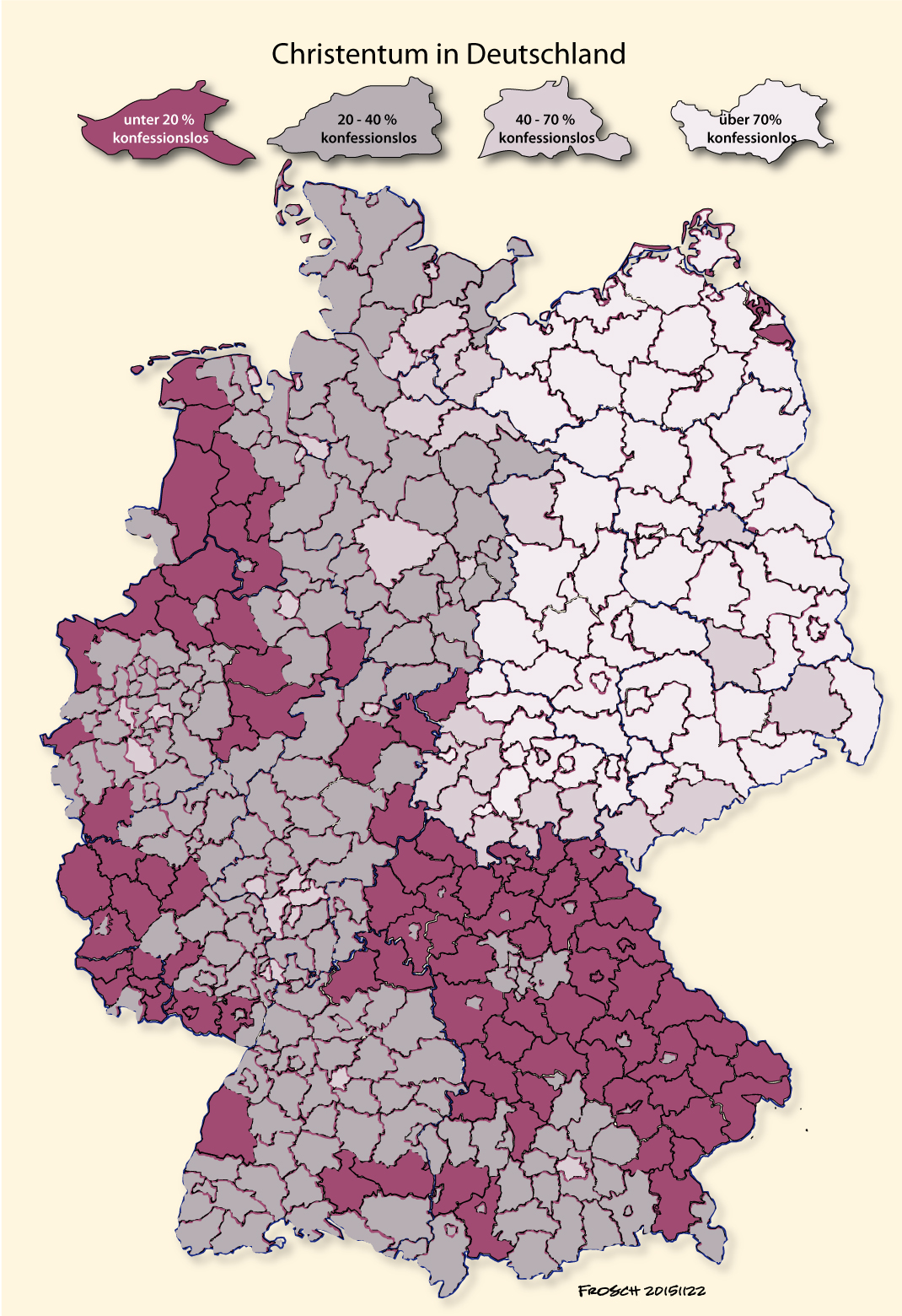 Christentum in Deutschland