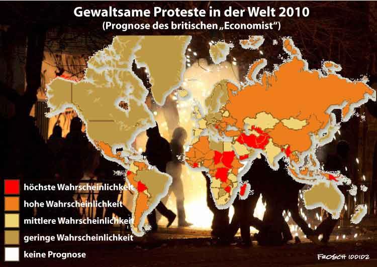 Protestprognose 2010
