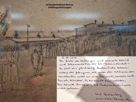 KZ Buchenwald (Häftlingszeichnungen)