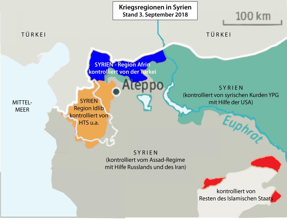 Schlacht um Idlib