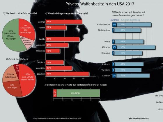Privater Waffenbesitz in den USA