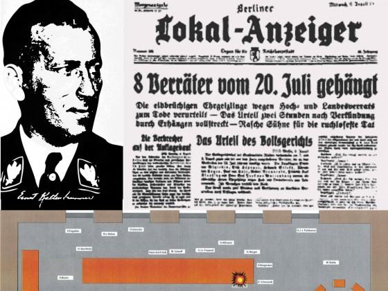 Ernst Kaltenbrunner und das Hitler-Attentat vom 20. Juli