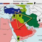 Machtdreieck Nahost
