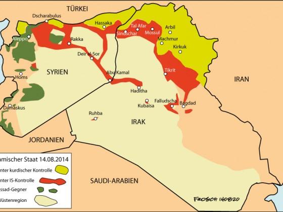 Islamischer Räuberstaat
