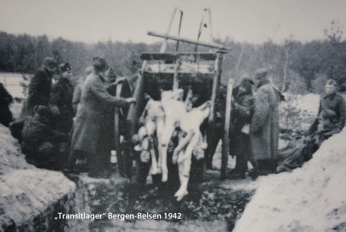 Transitlager Bergen-Belsen 1942