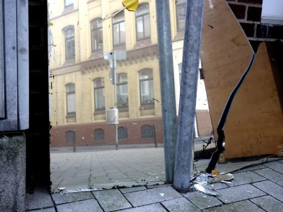 Stadtansicht, Dezember 2015